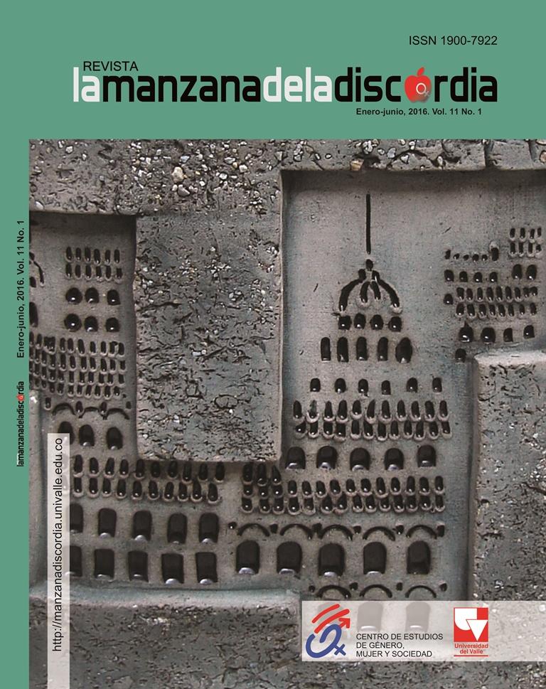 CFP: La Manzana de la Discordia, número 27 (Vol. 14 n. 1).