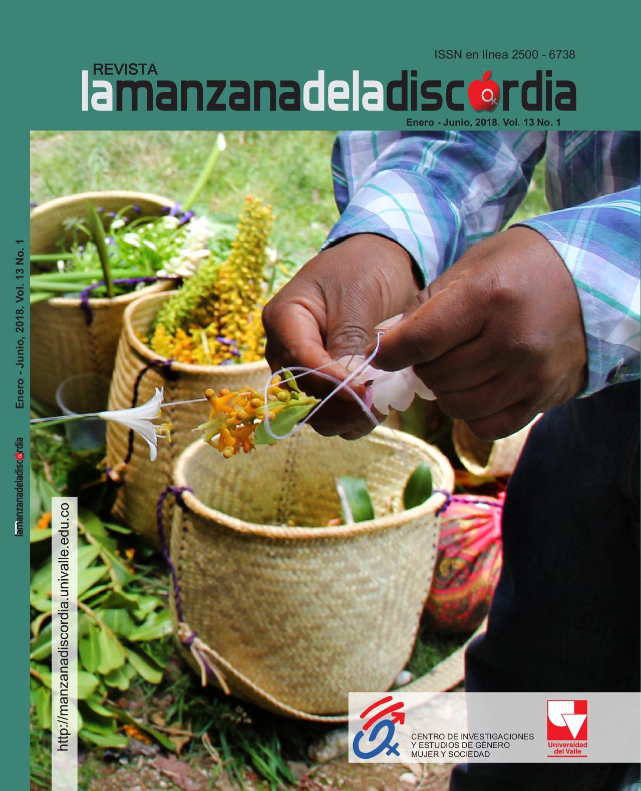 """""""Masculinidades indígenas mexicanas contemporáneas"""", número monográfico de La Manzana de la Discordia."""